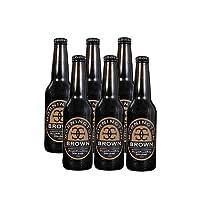 Mornington 莫宁顿 棕色艾尔啤酒 Brown(6瓶)澳大利亚进口 洋酒 5.0% vol