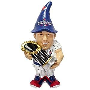 FOCO MLB 芝加哥小熊队 Anthony Rizzo 中性款 Rizzo A。 #44 2016 年世界大赛冠军树脂球员