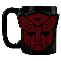 金字塔国际变形金刚 G1( Autobot SHIELD ) 官方盒装陶瓷咖啡 / 茶杯马克杯纸张 multi-colour 11x 11x 1.3cm