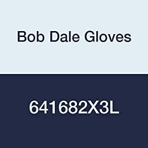 Bob Dale Gloves 641682X3L 焊接工工装开叉皮质高帮 棕色