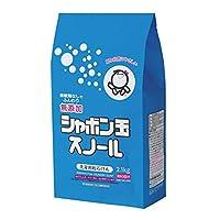 Shabondama 洗衣粉 纸袋 2.1kg