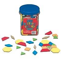 Foam Magnets - Pattern Blocks