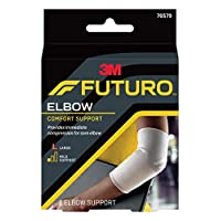 Futuro Comfort Lift Elbow Support, Large, 1 Count