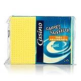 CASINO 方形吸水海绵 - 4 个装