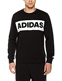 adidas 阿迪达斯 男式 运动型格 套头衫 SV SWT GFX SLG