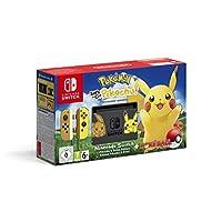 Nintendo 任天堂 Switch Pokémon:让我们走吧!