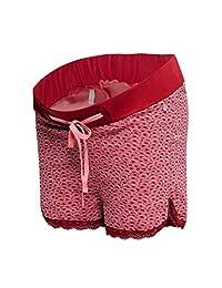 ESPRIT 孕妇女士短裤运动衫 Utb AOP 孕妇短裤