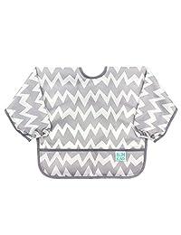Bumkins防水袖口围脖,灰色V型线条(6-24个月)