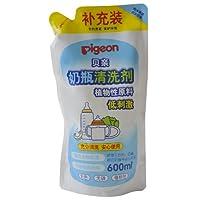 PIGEON 贝亲 奶瓶 清洁剂补充装 600ml MA28