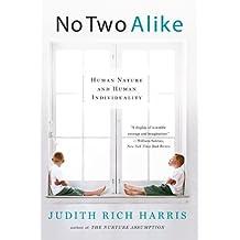 No Two Alike: Human Nature and Human Individuality (English Edition)