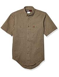 Wrangler RIGGS WORKWEAR Men's Chambray Work Shirt