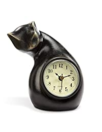 SPI 家庭貓時鐘