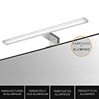 LED 镜灯浴室家具30厘米镜夹,镜子夹,柜子夹,中性光4000K,8W,600lm