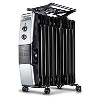 GREE 格力 油汀取暖器家用节能电暖器11片油汀NDY07-X6021(亚马逊自营商品, 由供应商配送)
