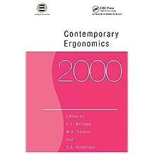 Contemporary Ergonomics 2000 (English Edition)