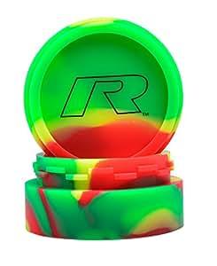 R Series V2 不粘铂金固化硅胶容器 Rasta 大 unknown