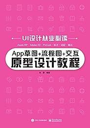 App草图+流程图+交互原型设计教程