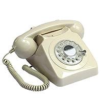 GPO 746 旋转电话46547 象牙色
