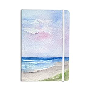 "KESS InHouse Journal Rosie Brown""Wet Sand""Everything Notebook,海滩观看 (RB1029ANP01)"