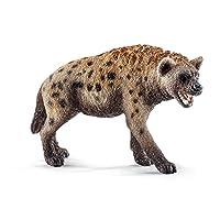 德国 Schleich 思乐 Wild Life系列 动物模型 仿真收藏 儿童玩具 野生动物 仿真模型 鬣狗 S14735