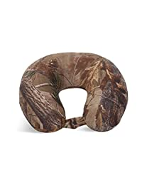 World's Best 2360 Fence Row Feather Soft Microfiber Neck Pillow, Camouflage