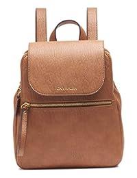 Calvin Klein Elaine 背包,焦糖色