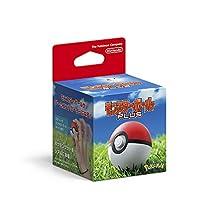 Nintendo 任天堂 精靈球Plus Switch 游戲機 外設【Amazon.co.jp限定】(原創數字壁紙 PC/智能手機)
