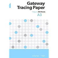 Gateway A2 112 g/m2 250 页 天然 透明纸 A3