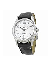Frederique Constant Runabout Silver Dial Leather Strap Men's Watch FC-303RMS6B6