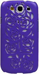 Katinkas USA 2108054204 Hard Cover for Samsung Galaxy S3 - Eden -1 Pack - Retail Packaging - Purple