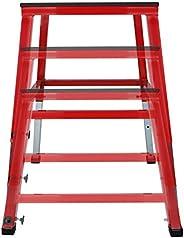 JFIT j/fit 可調節膠合盒,可調節膠合盒 - 18、24、30 - 紅色/黑色