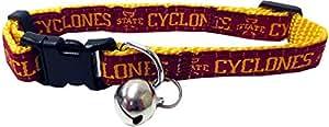 Pets First Collegiate Iowa State Cyclones Cat Collar