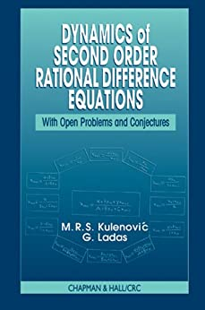"""Dynamics of Second Order Rational Difference Equations: With Open Problems and Conjectures (English Edition)"",作者:[Kulenovic, Mustafa R.S., Ladas, G.]"