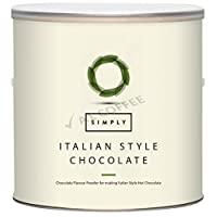Simply 意大利风格热巧克力粉 1.5 公斤