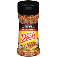 Mrs. Dash Grilling Blend, Chicken, 2.4 Ounce (Pack of 12)