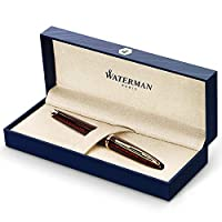 Waterman 钢笔 细笔头 18K镀金