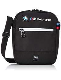 [Puma 彪马] 便携式小包 BMW M LS 男士 黑色 (01)