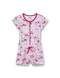 Sanetta 女童连体短款连体睡衣套装