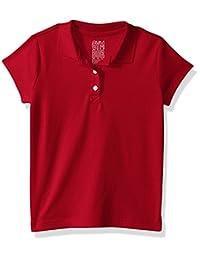 Gymboree 女童短袖制服 Polo 衫