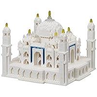 Nanoblock Nanoblock Taj Mahal Deluxe Building Set (2210 Piece)