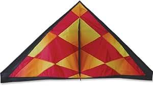 Premier 33123 56 英寸 Delta 风筝 玻璃纤维和硬木销框架,暖格调