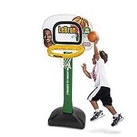 Little Tikes 小泰克  LeBron球星大梦想快乐运动篮球架(132cm 高)