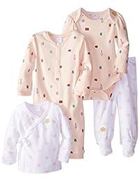 ROSIE POPE 女宝宝女童3件套礼品套装