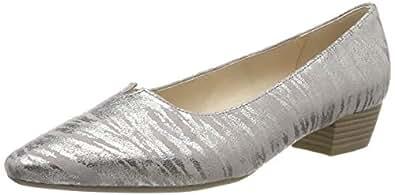 Gabor Shoes Women's Gabor Basic Closed-Toe Pumps Multicolour (Flieder 63) 9.5 UK
