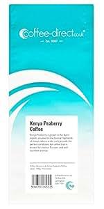 Coffee-Direct.co.uk Kenya 圆豆咖啡 过滤器研磨 Kenya Peaberry Coffee