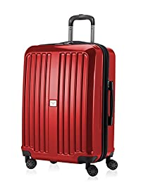HAUPTSTADTKOFFER - X-Berg - Hand Luggage On-Board Set of 3 Hard-side Luggages Trolley Hard-side Suitcase, TSA, (S, M & L)
