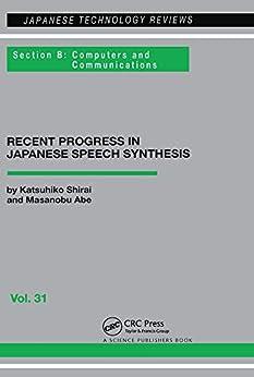 """Japanese Speech Synthesis (Japanese Technology Reviews Book 31) (English Edition)"",作者:[Jeffry H. Shirai]"