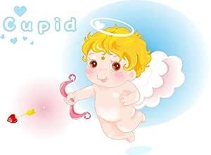 indigos UG 墙壁贴纸多色 md420MY little Angel