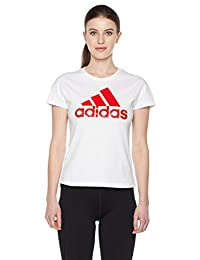 adidas 阿迪达斯 女式 运动型格 短袖T恤 GFX T CNY