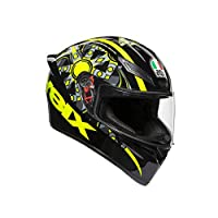 AGV K-1 Rossi VR46 Flavum 46 摩托车头盔